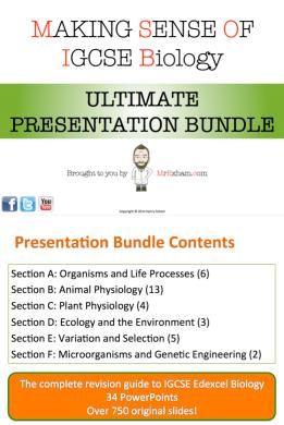 ib biology ecology coursework